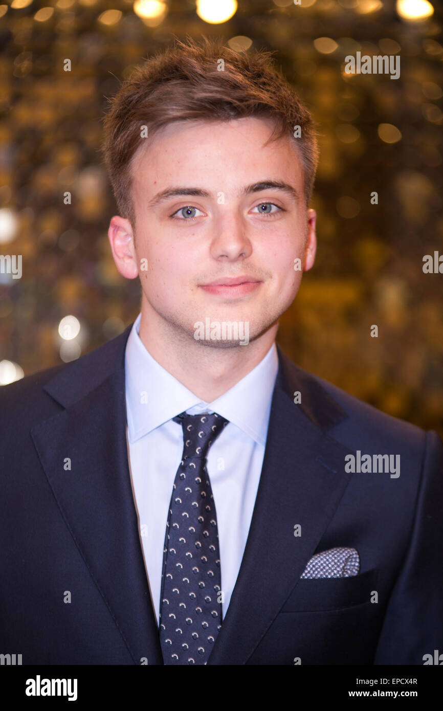 Glaspool Manchester Uk 16th May 2015 Parry Glasspool Attends The