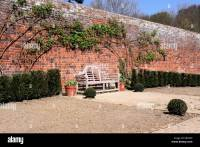 Victorian Walled Garden Stock Photos & Victorian Walled ...