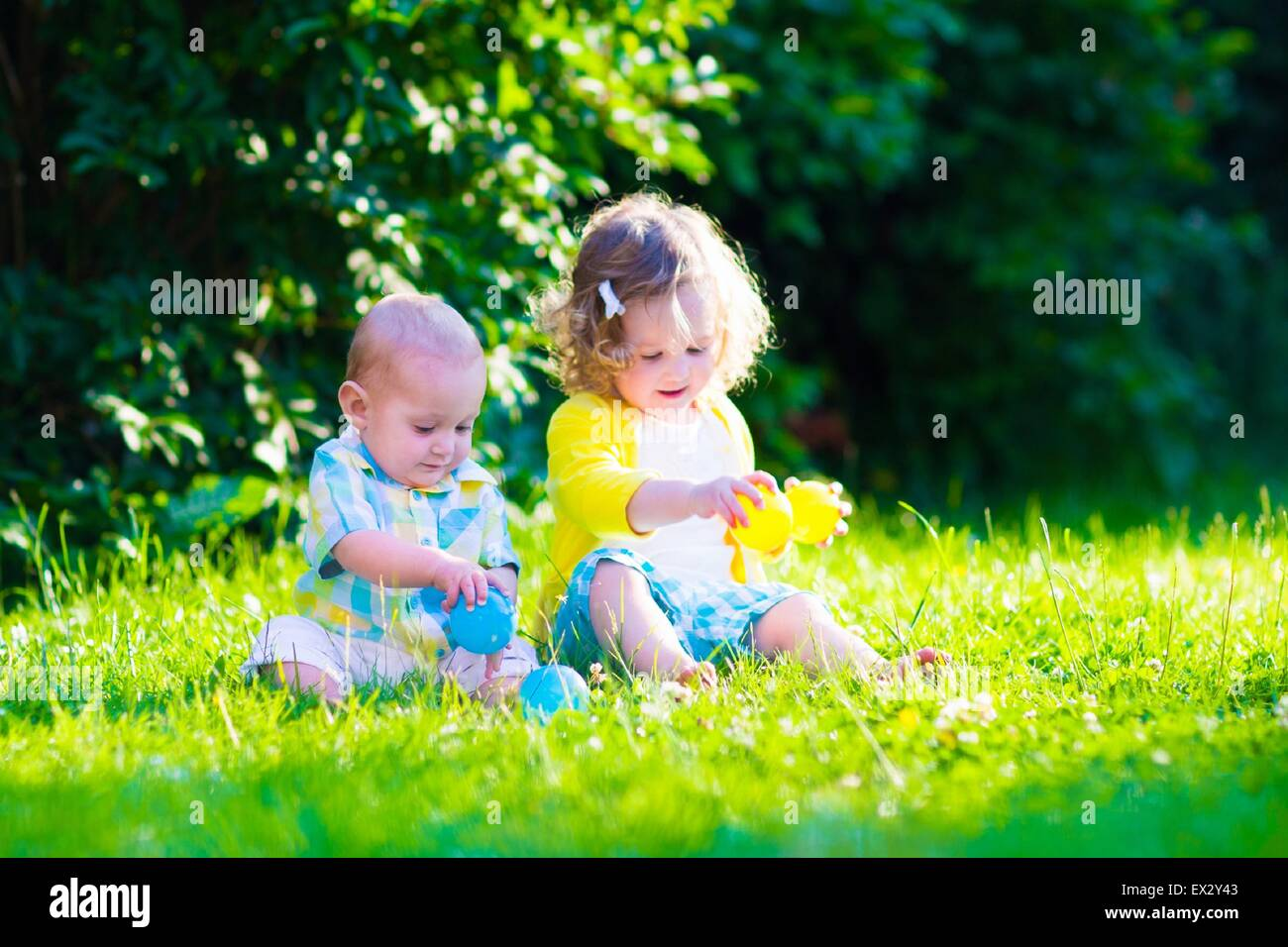 Cute Little Baby Boy Hd Wallpaper Children Playing In The Garden Toddler Kid And Little