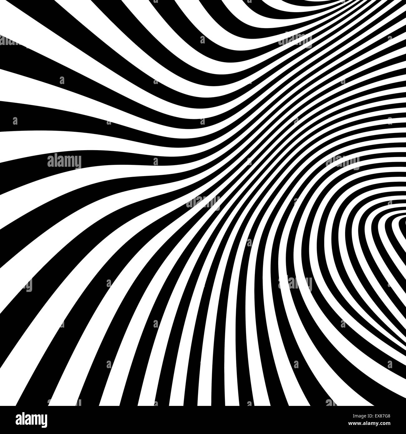 3d Unity Live Wallpaper Abstract Swirl Background Pattern With Optical Illusion