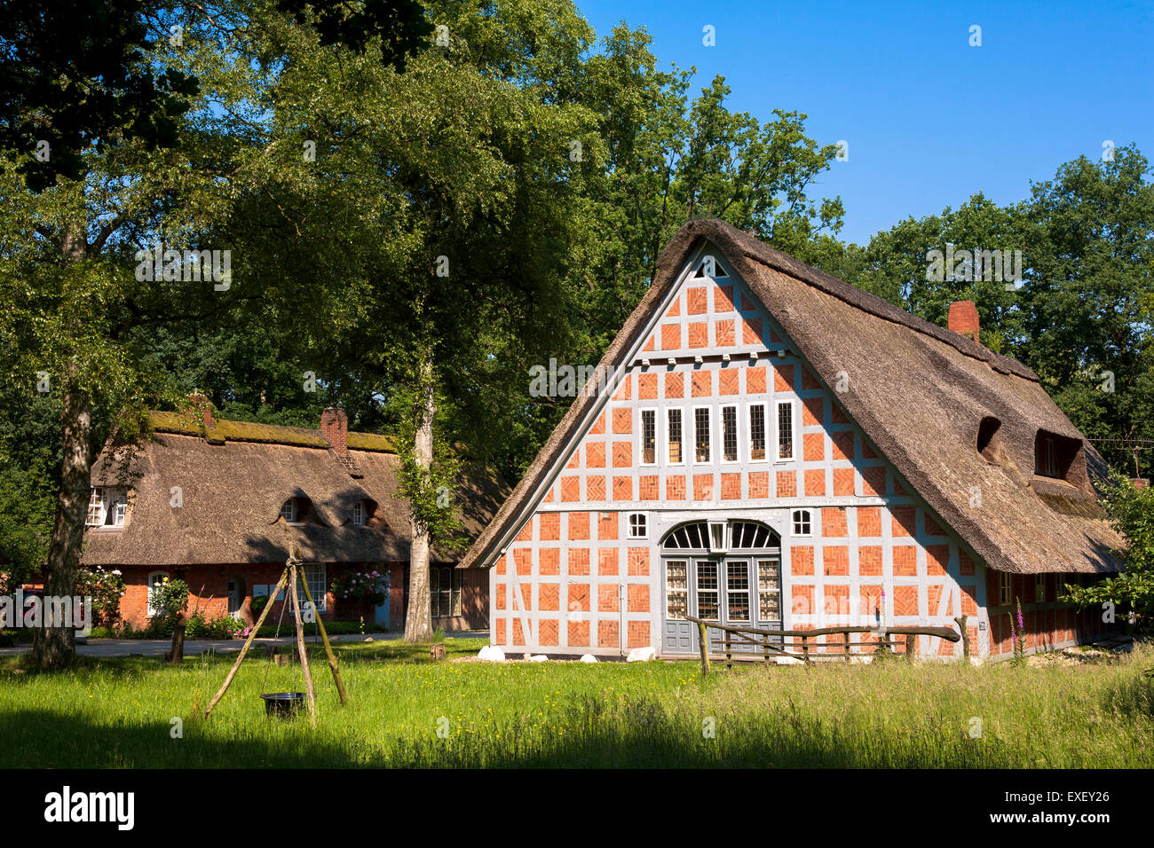 Cottage Haus Europe Germany Lower Saxony Worpswede The Cottage Haus Im