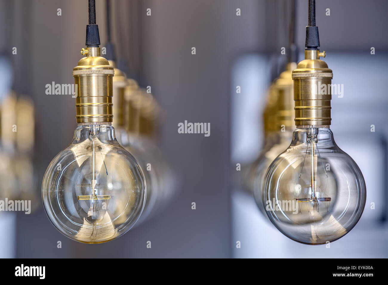 Incandescent Lamp Symbol Incandescent Light Bulb Edison Stock Photos And Incandescent