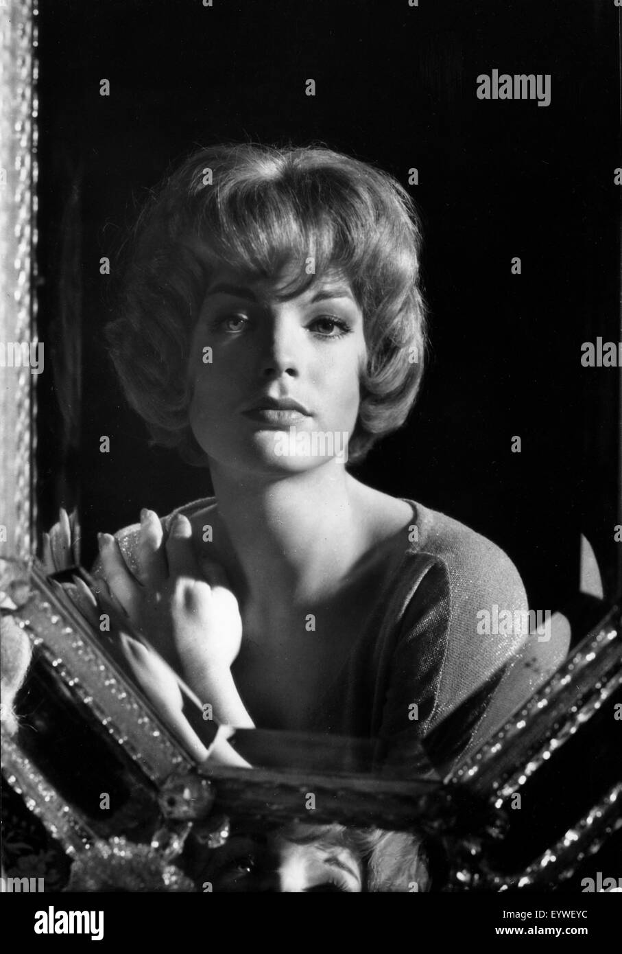 Arte Replay Romy Schneider Romy Black And White Stock Photos Images Alamy