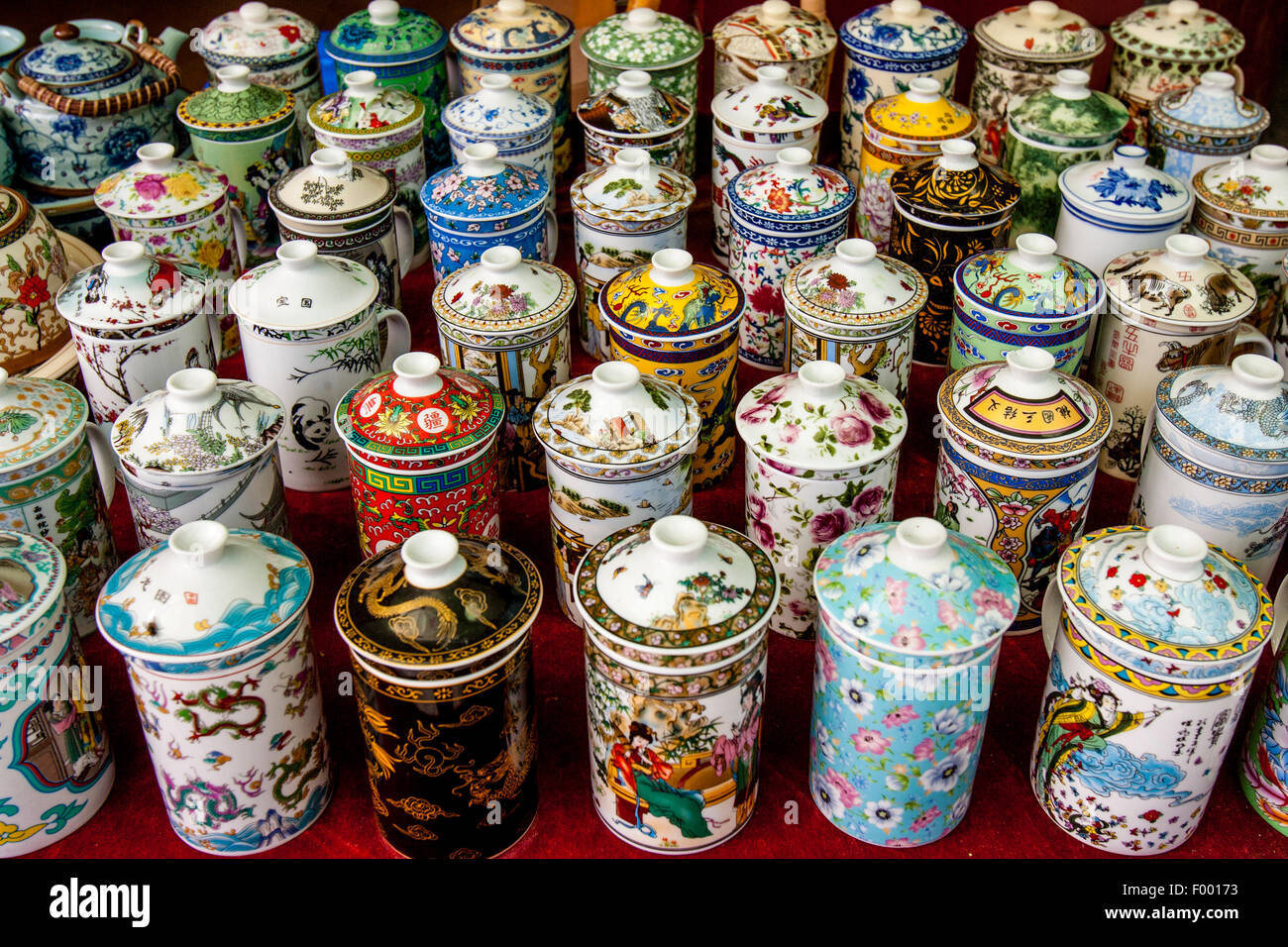 Tea Mugs For Sale Souvenir China Mug Stock Photos And Souvenir China Mug Stock