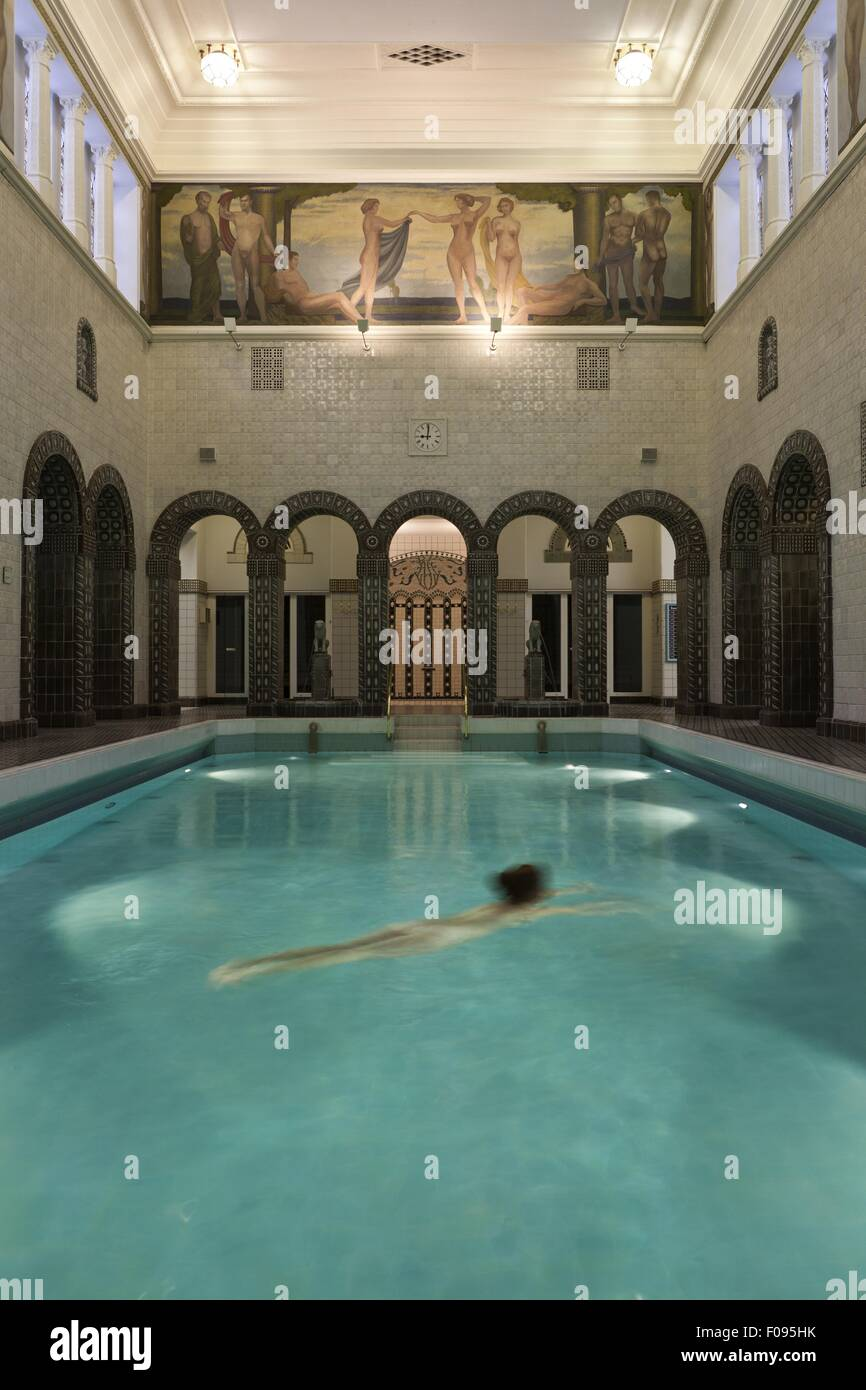 Pool Garten Hessen Spa House Wiesbaden Stock Photos Spa House Wiesbaden Stock