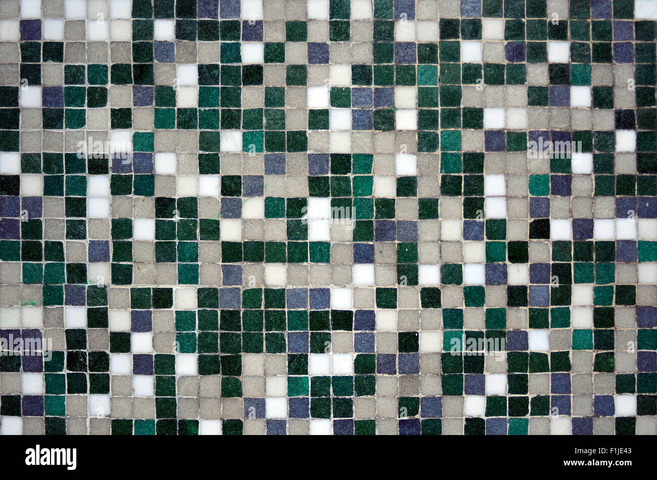 Made A Mano Piastrelle Mosaic Made Of Tiles Stock Photos Mosaic Made Of Tiles Stock