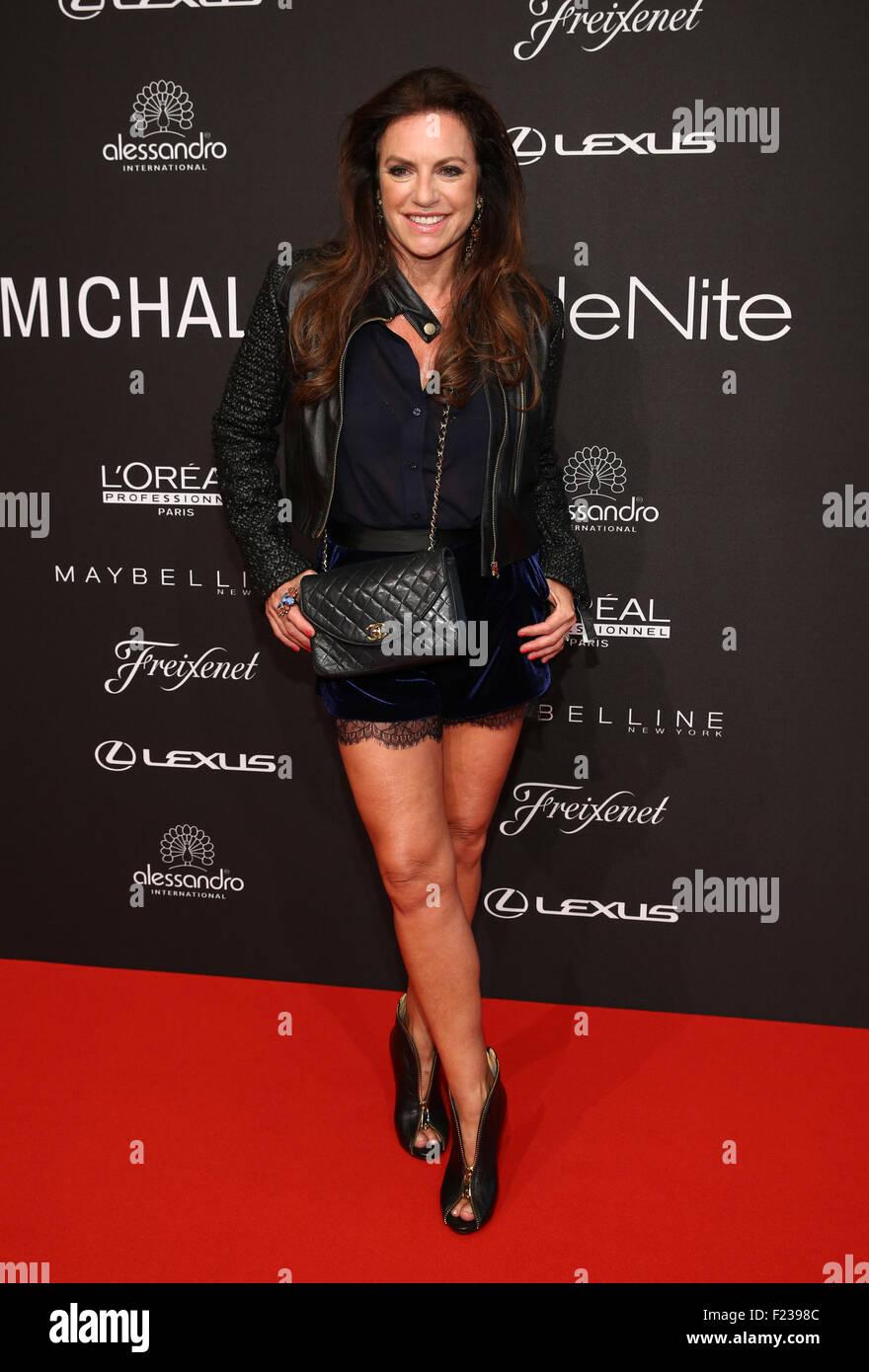 Michalsky stylenite as part of mercedes benz fashion week