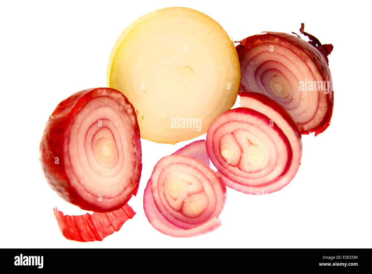 Rote Küchenzwiebel Zwieb Stock Photos Zwieb Stock Images Alamy