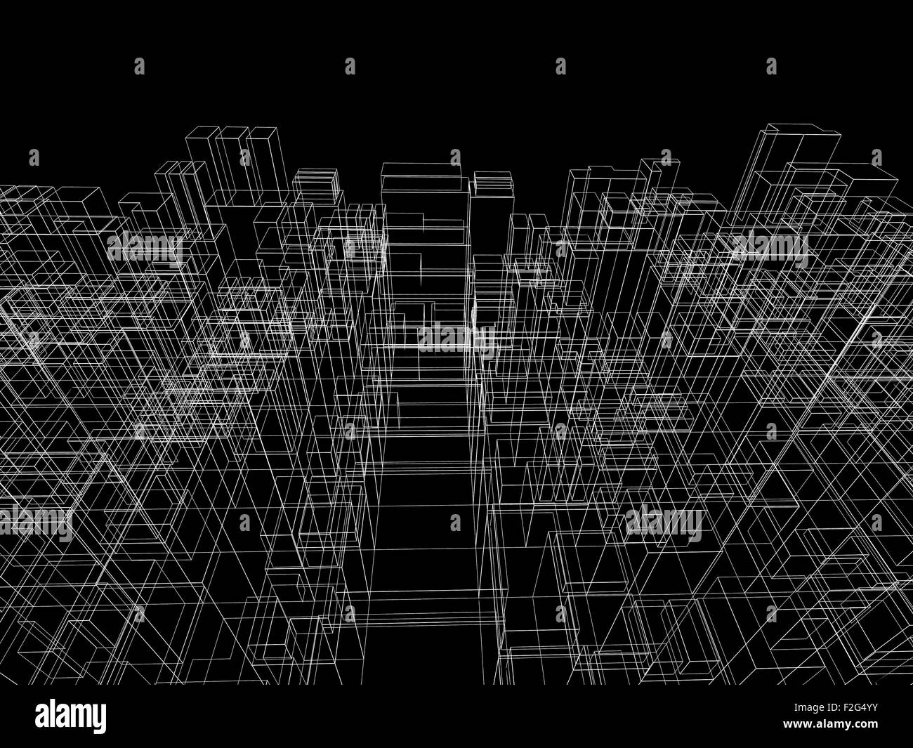 3d Cube Live Wallpaper Free Download Digital Background With Cubic 3d Structure White Wire