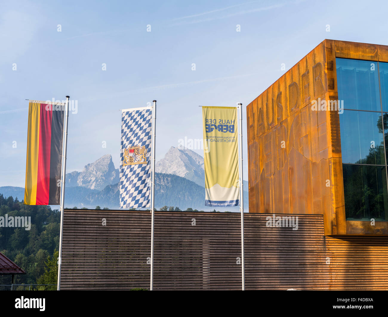 Container Haus Park Nationalpark Berchtesgaden Visitor Center Or Haus Der Berge House
