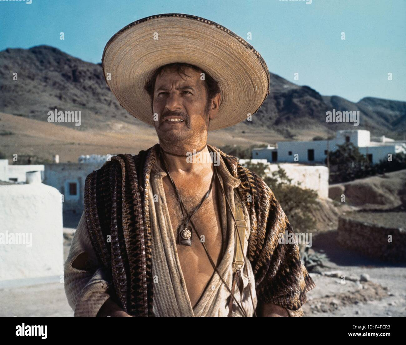 Rollschrank Bad Eli Wallach The Good The Bad And The Ugly 1966 Directed