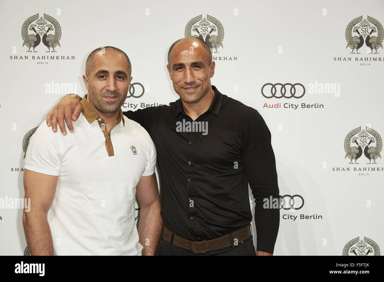 Shan Rahimkhan Berlin Red Carpet For True Berlin 3 By Shan Rahimkhan Party Featuring: Alex Stock Photo - Alamy