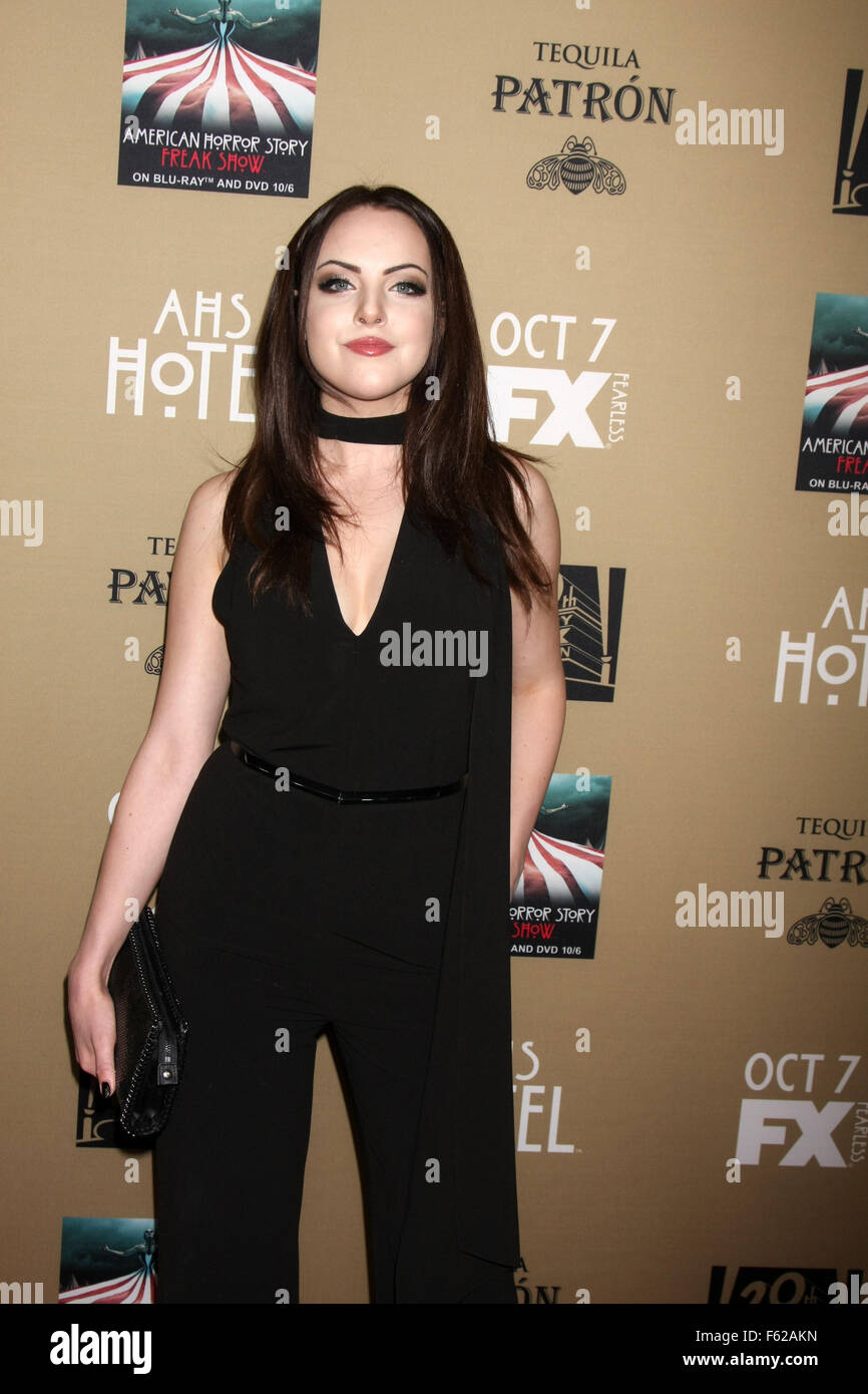 Blu Ray Regal Premiere Screening Of Fx S American Horror Story Hotel At Regal
