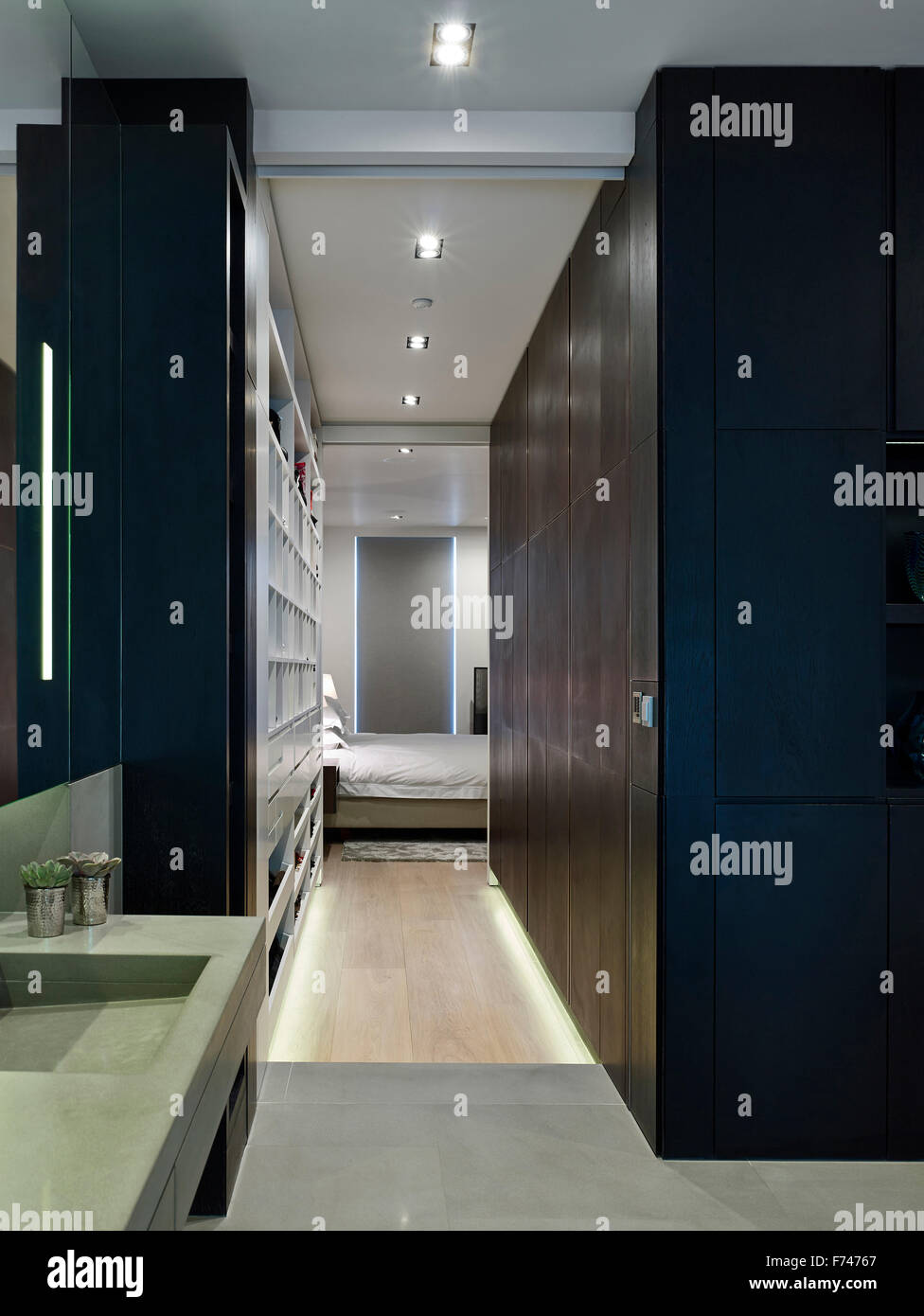 Badezimmer Set London Ensuite Bathroom Uk Stock Photos Ensuite Bathroom Uk Stock