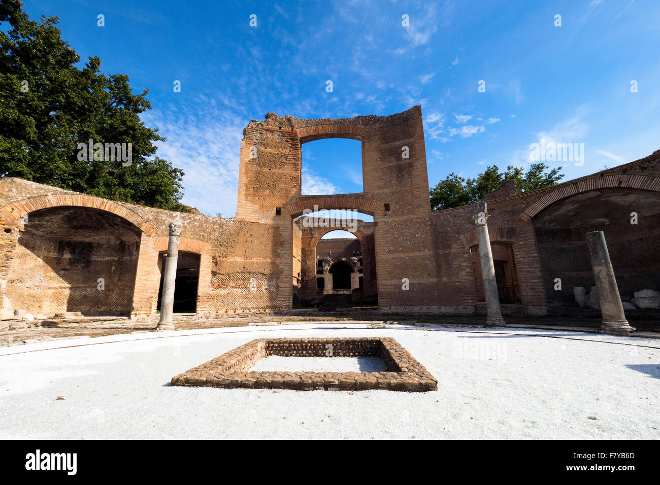 Tivoli Museum Rome Ancient Roman Banquet Stock Photos And Ancient Roman Banquet