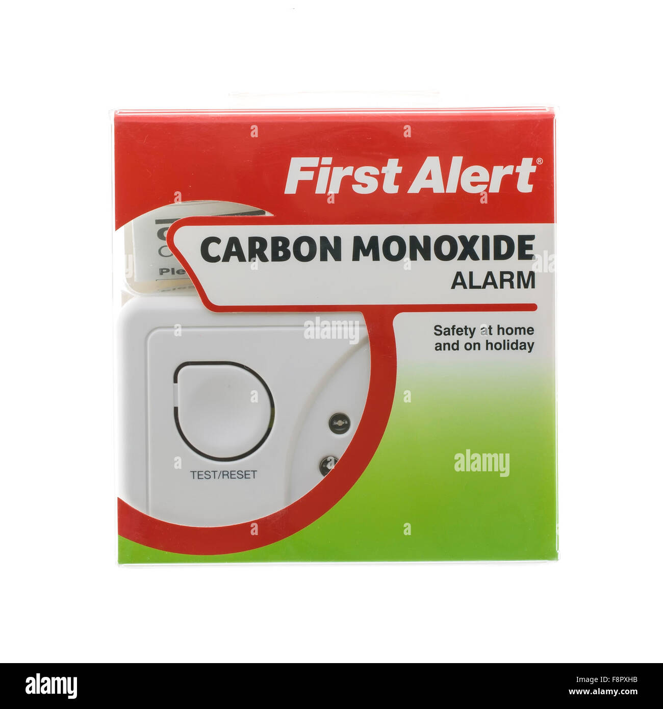 First Alert Carbon Stock Photos And Carbon Stock Images Alamy
