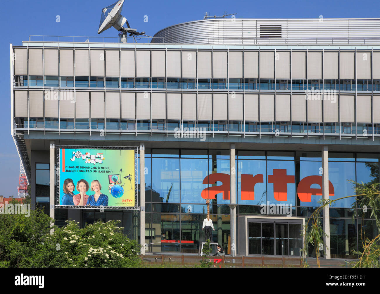 Arte Tv Reportage Tv Network Stock Photos Tv Network Stock Images Alamy