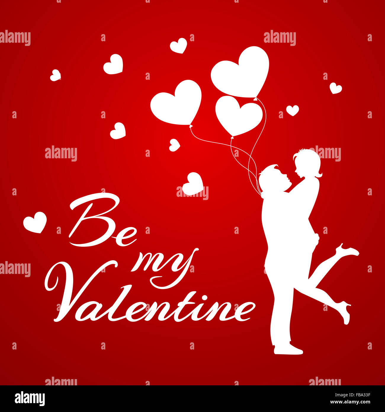 Free Downloads Quotes Wallpaper Mobile Romantic Background With Couple And Balloons For Valentine