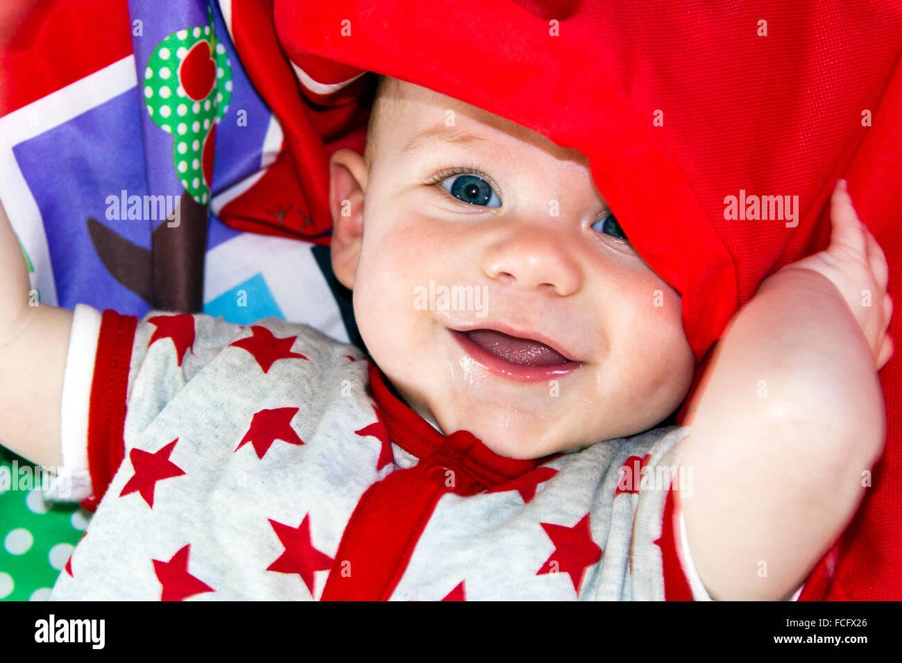 Tappeto Puzzle Baby Smile Play Mat Stock Photos Play Mat Stock Images Alamy