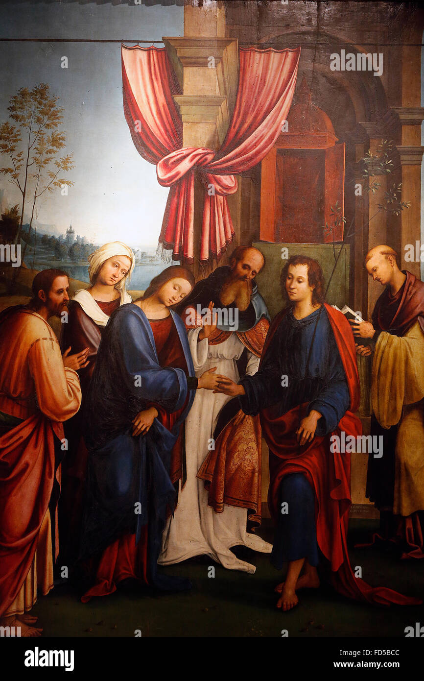 Joseph Und Joseph Marriage Of Joseph And Mary Stock Photos Marriage Of Joseph And