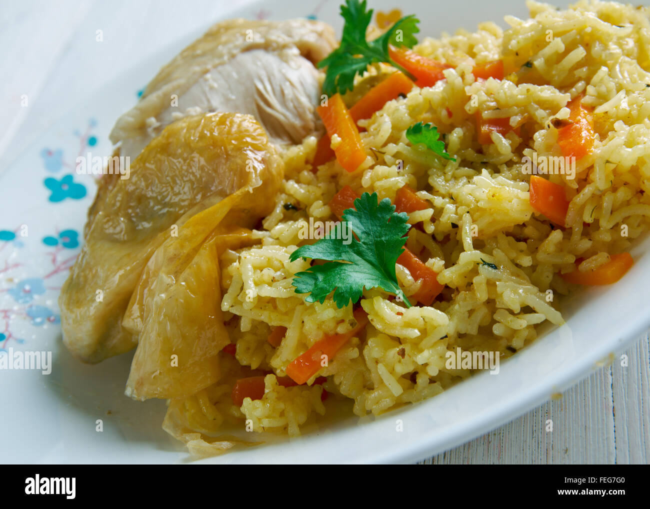 Cuisines Similar To Indian Kenyan Chicken Biryani Similar Indian Biryan African Cuisine