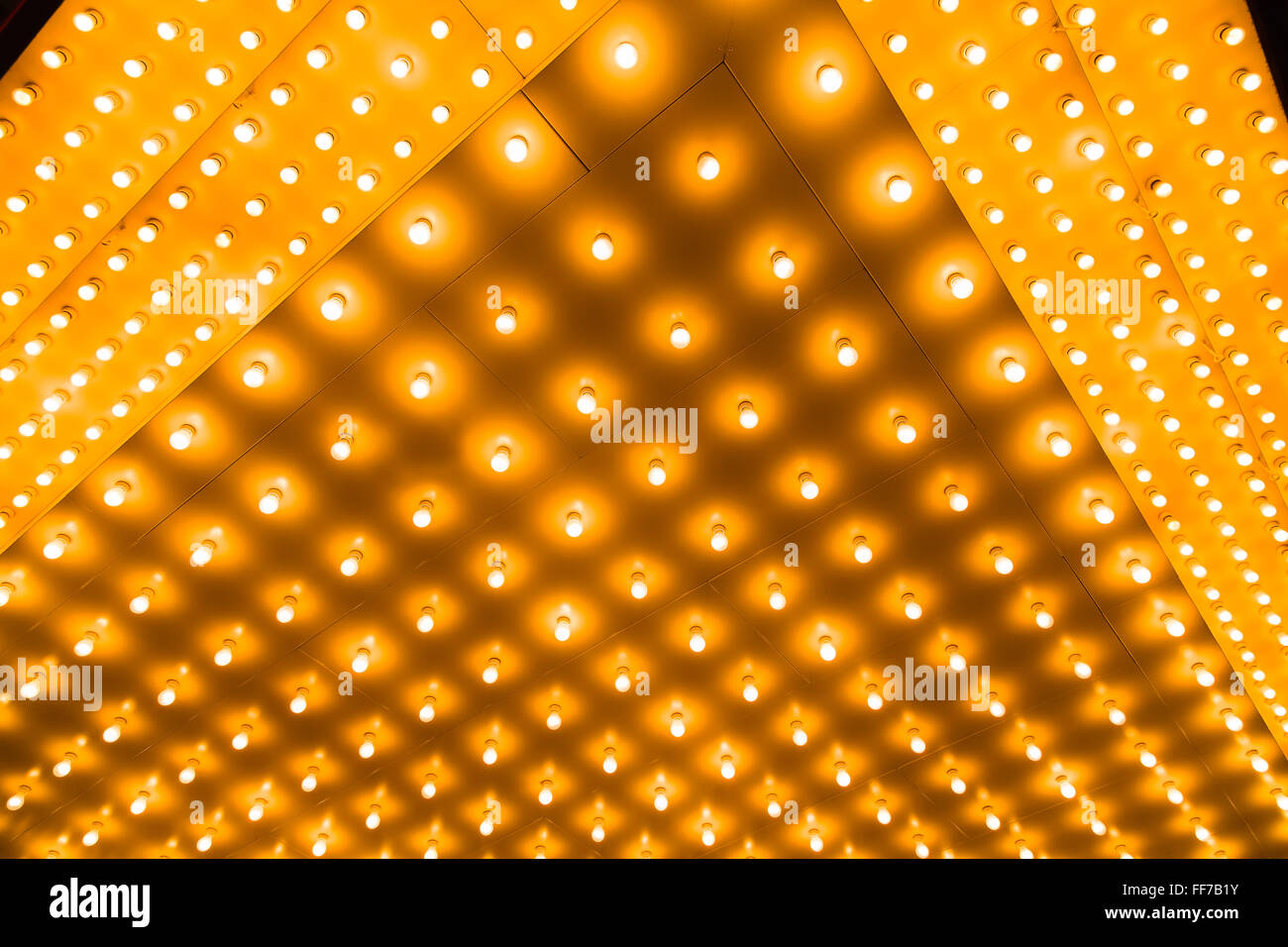 Theater Marquee Lights Stock Photos Theater Marquee
