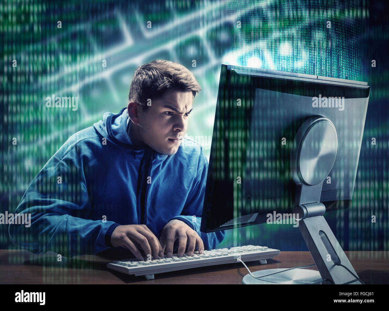 Page 2 Hacker High Resolution Stock Photography And Images Alamy