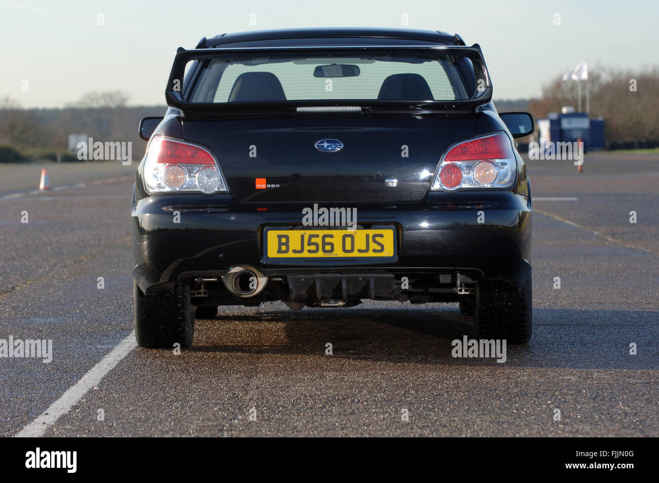 4x4 Sports Cars 2006 Rb320 Special Edition Subaru Impreza 4x4 Sports Car