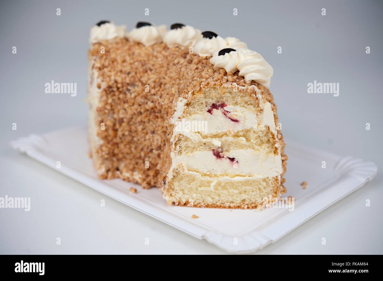 Frankfurter Kuchen Picture Of A
