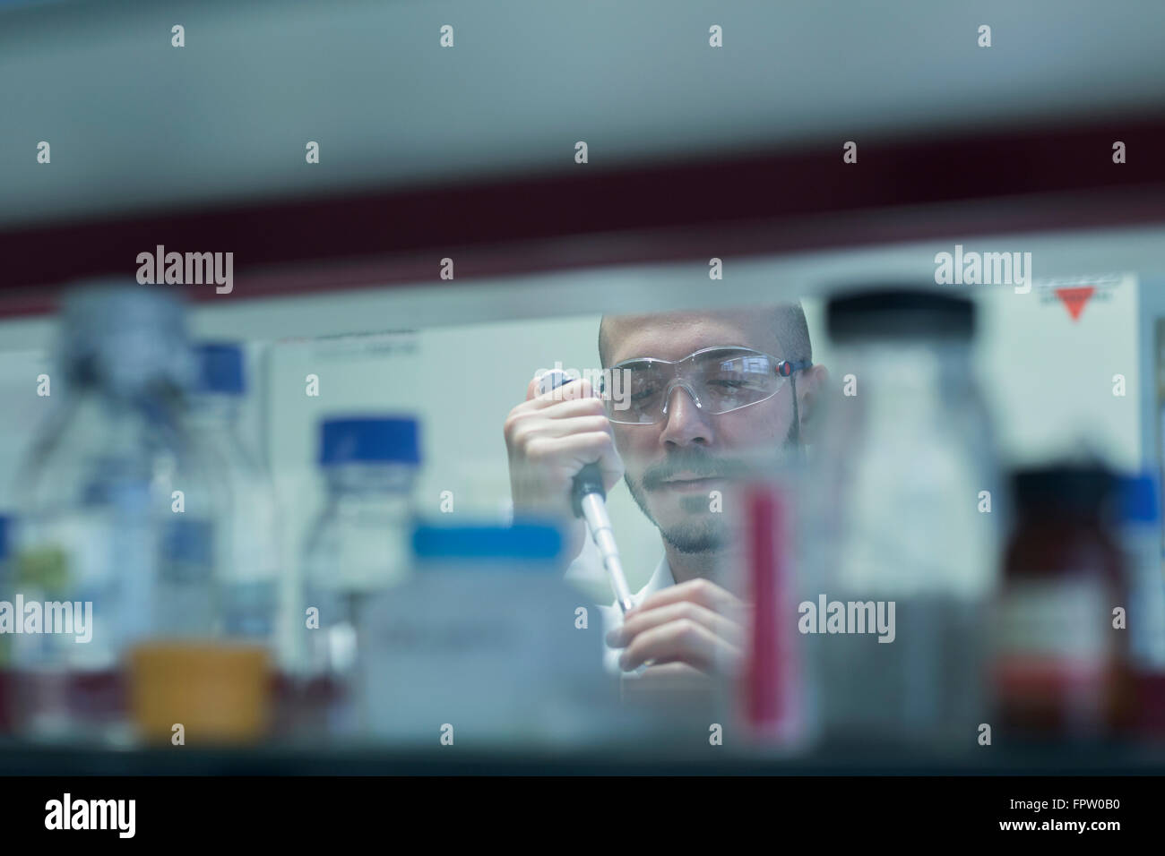 Container Freiburg Laboratory Container Stock Photos Laboratory Container Stock