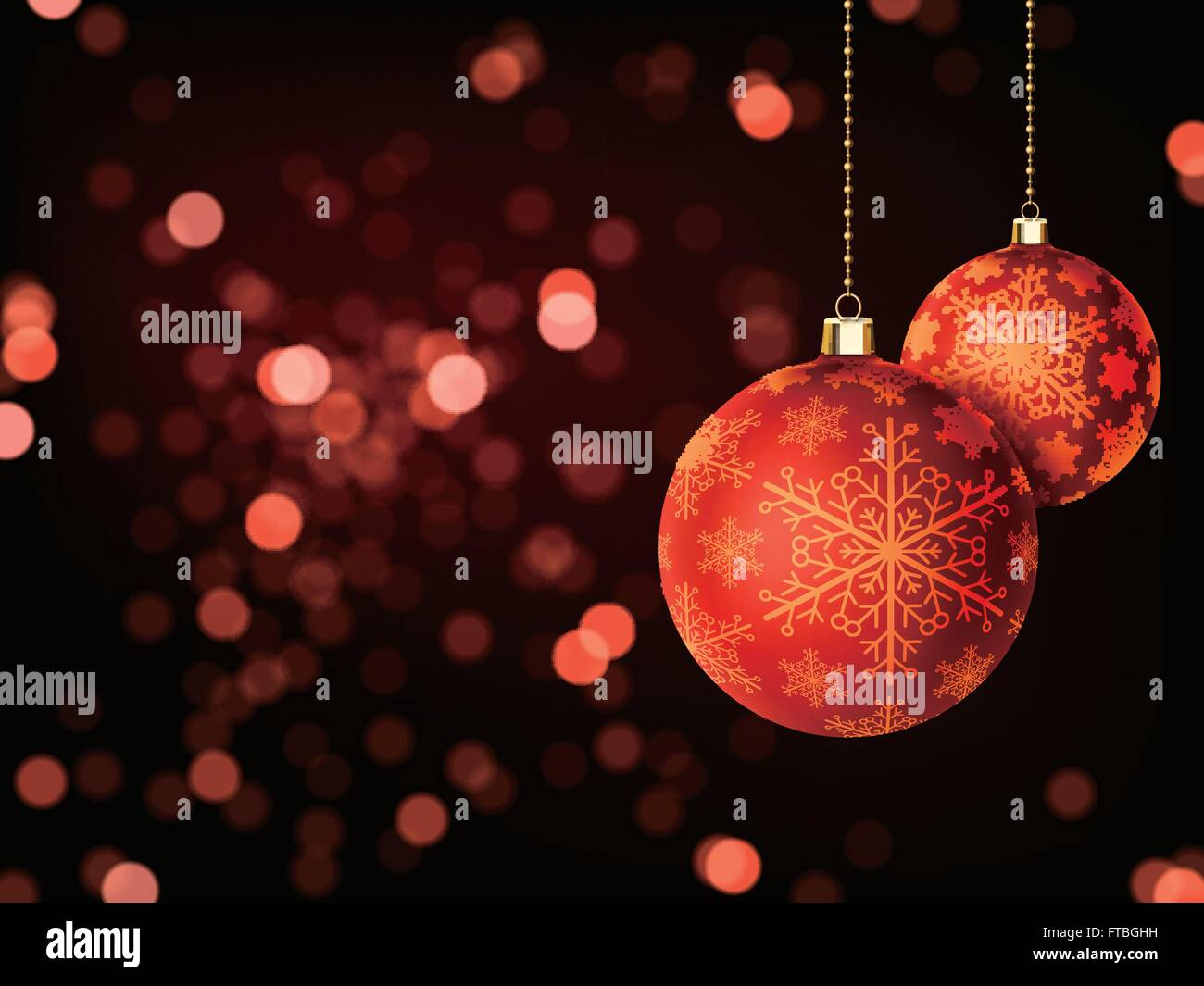 Christmas Background Gif Gorgeous Merry Christmas Background Design With Baubles Elements