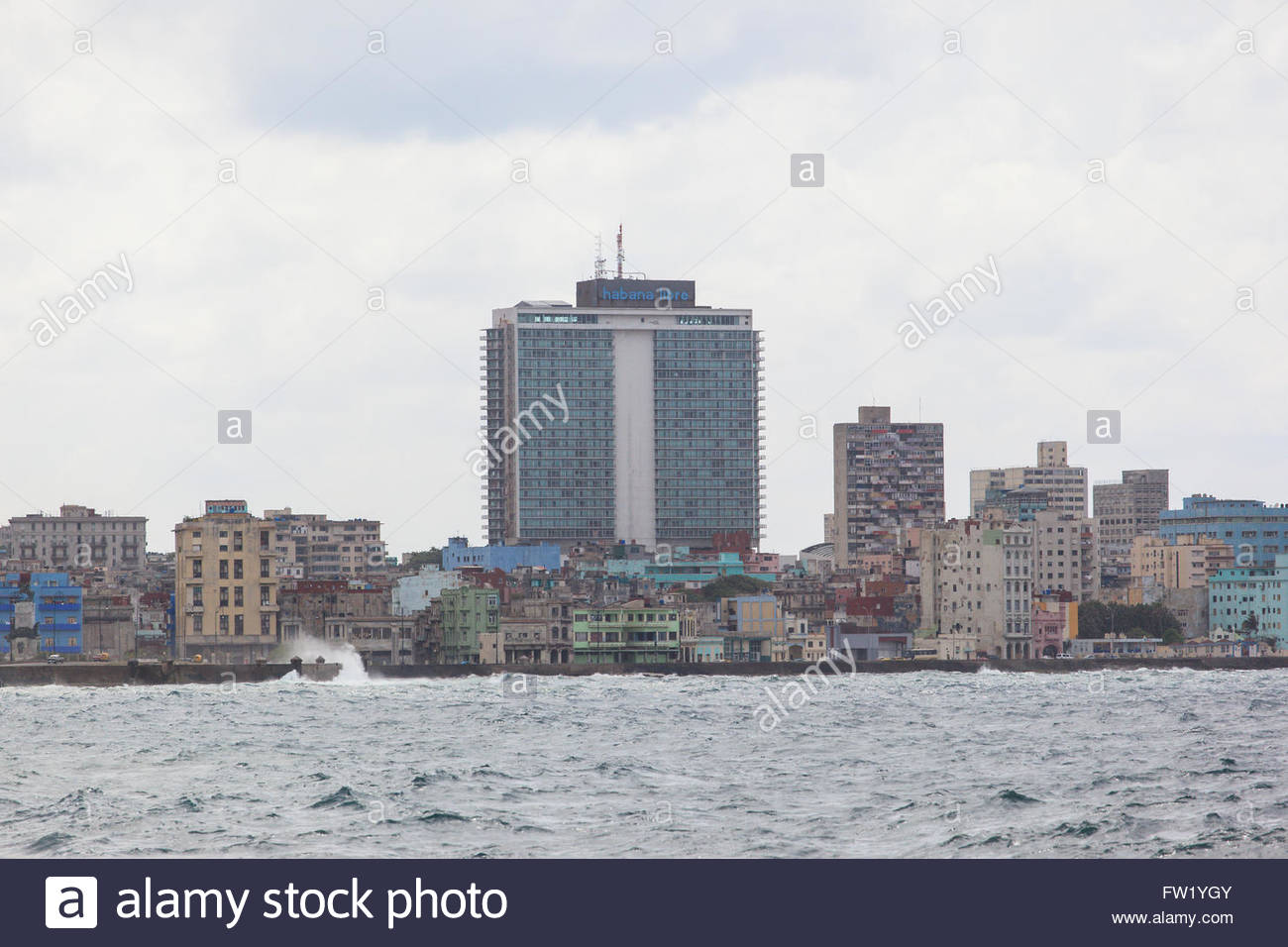 Tryp Habana Libre Cuba Tryp Hotel Stock Photos And Tryp Hotel Stock Images Alamy
