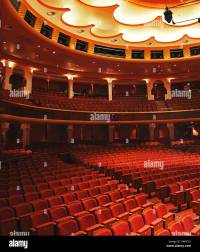 Dome Concert Hall In Brighton.interior View Of Stage And ...