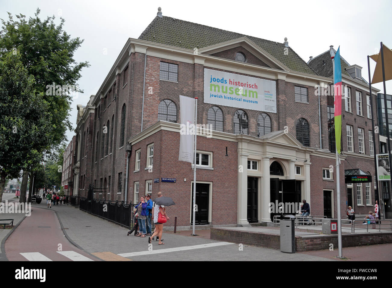 Amsterdams Museum Amsterdam Historisch Museum Stock Photos And Amsterdam