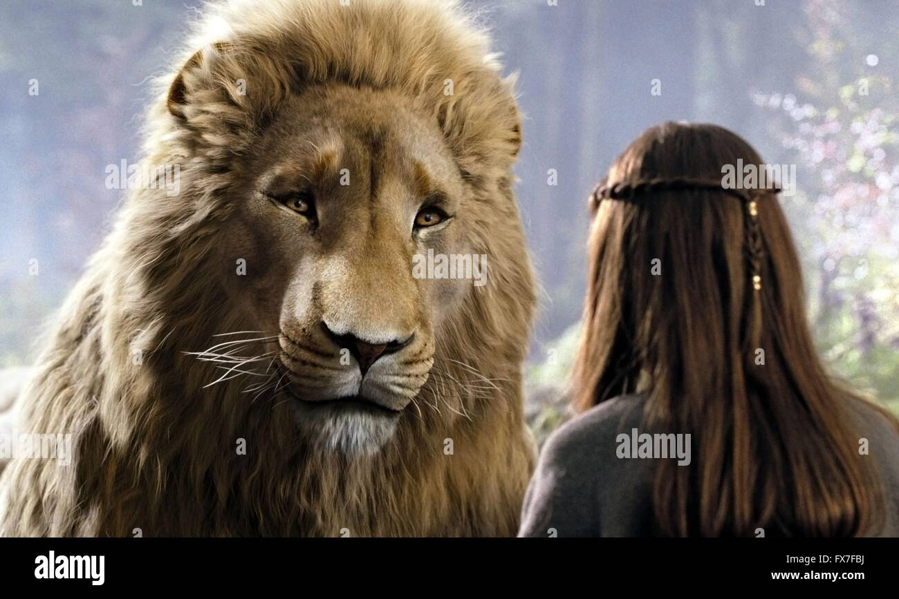 Chronicles Narnia Lion Witch Wardrobe Stock Photos