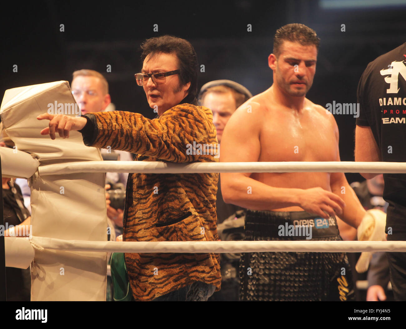 Preis 24de Fancy King Of Disco And Manuel Charr Stock Photo 103046417 Alamy