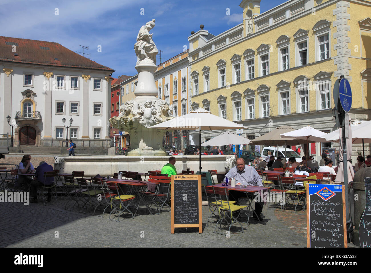 Die Küche Cafe Passau Passau Restaurant High Resolution Stock Photography And Images - Alamy