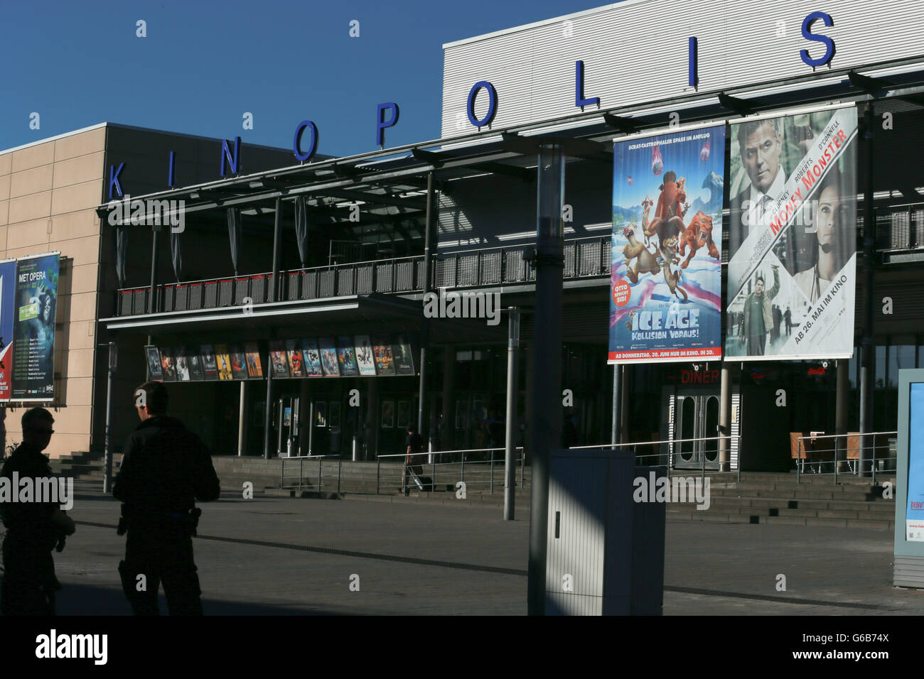 Kino Rex Wetzlar German Tv Shows Stock Photos German Tv Shows Stock Images Alamy