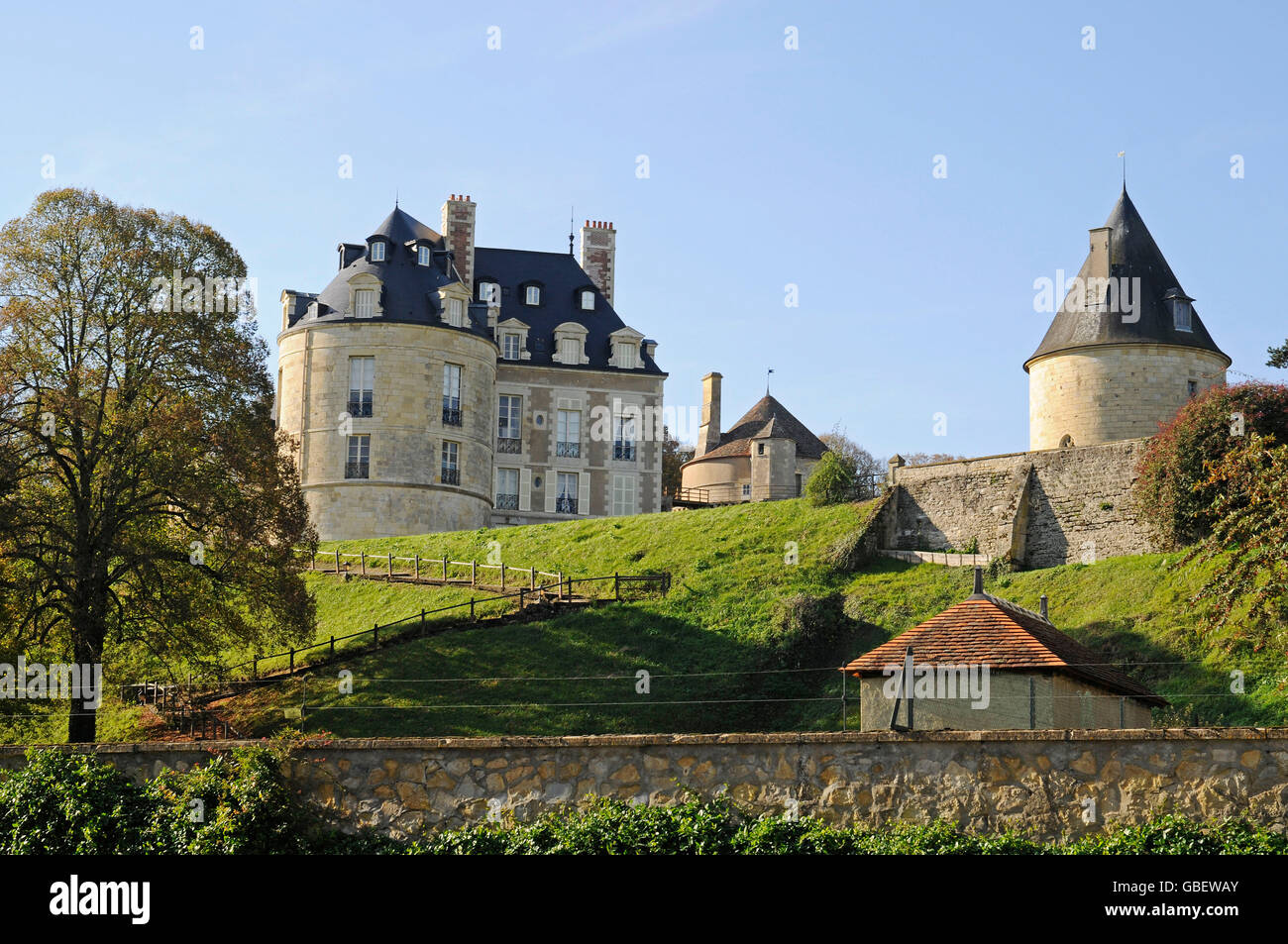 Apremont Sur Allier Chateau Castle Apremont Sur Allier Bourges Cher Centre France