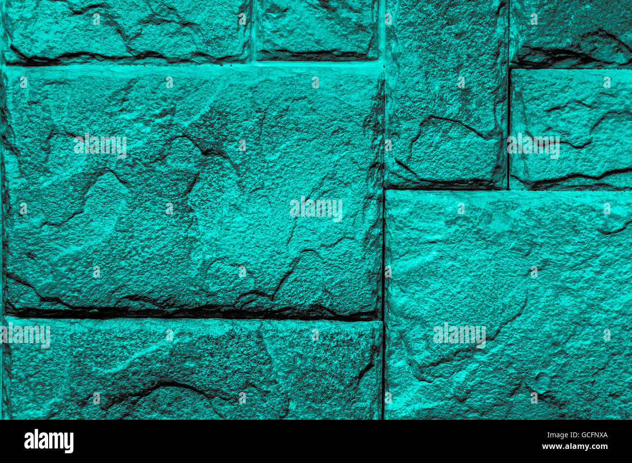 Turquoise Brick Wallpaper Brick Wall Turquoise Wall Stock Photos And Brick Wall