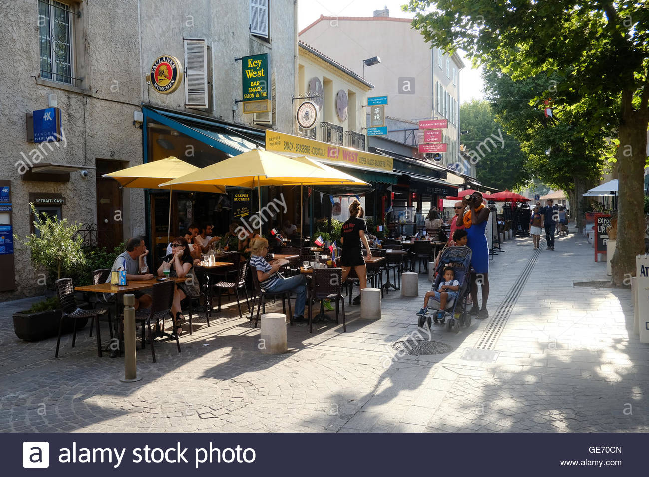 Salon Center Cormontreuil Alcohol France Tourists Stock Photos Alcohol France Tourists