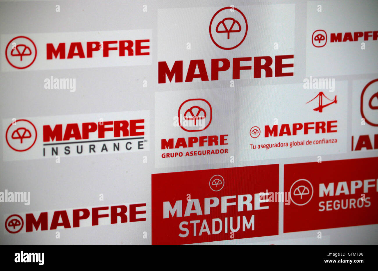 Mapfre Cuadro Medico Mapfre Stock Photos Mapfre Stock Images Alamy