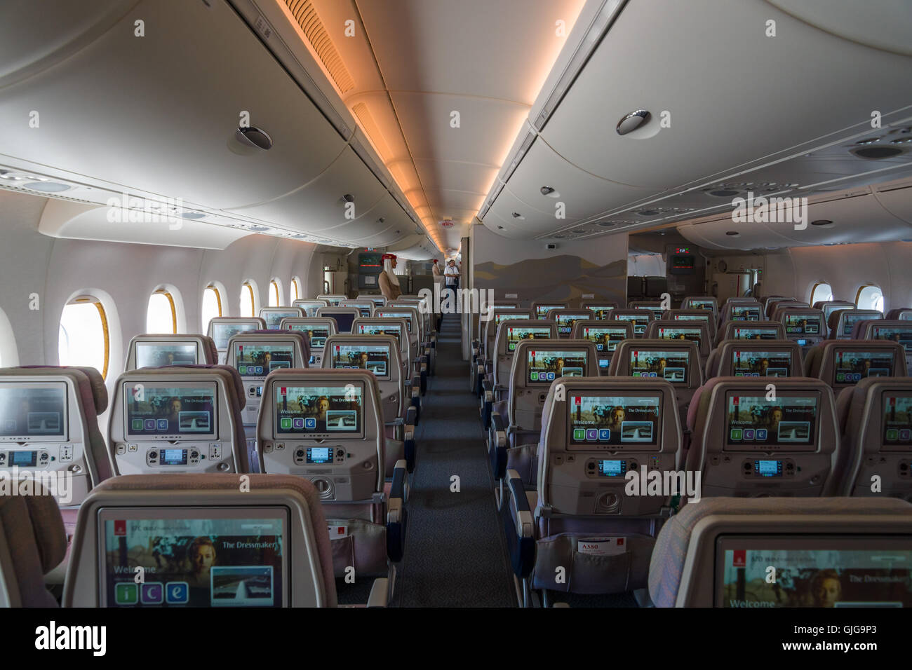 Interieur Airbus A380 A380 Airbus Interior Stock Photos And A380 Airbus Interior
