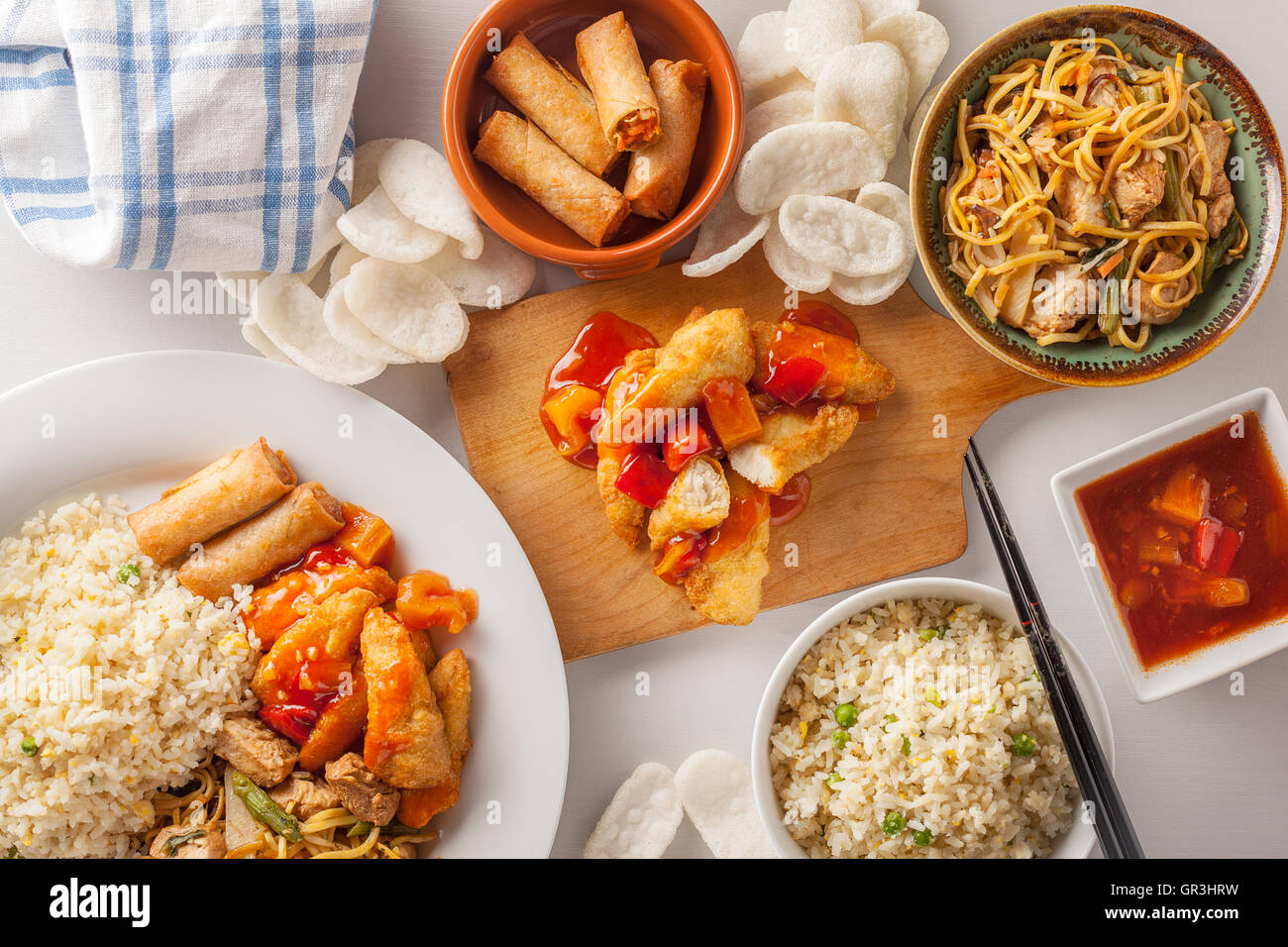 Chinese Takeaway Chinese Takeaway Stock Photos And Chinese Takeaway Stock