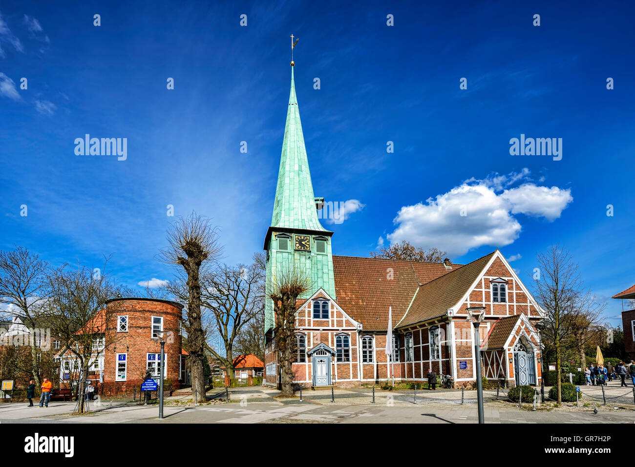 Badewannendoktor Hamburg Bergedorf St Petri Stock Photos St Petri Stock Images Alamy
