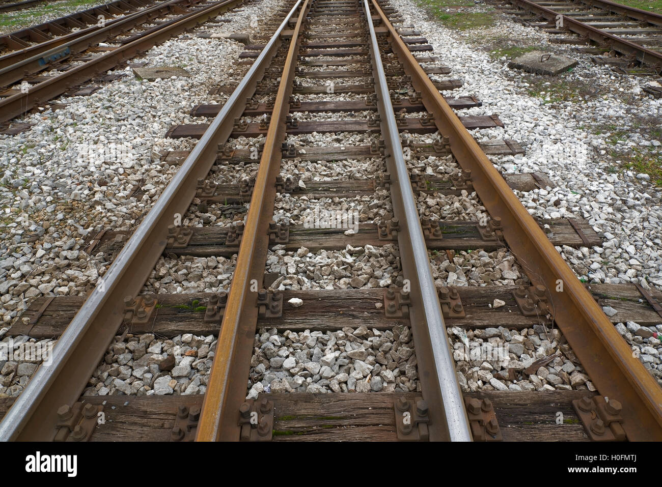 Wooden Train Tracks Wooden Train Tracks Stock Photos And Wooden Train Tracks
