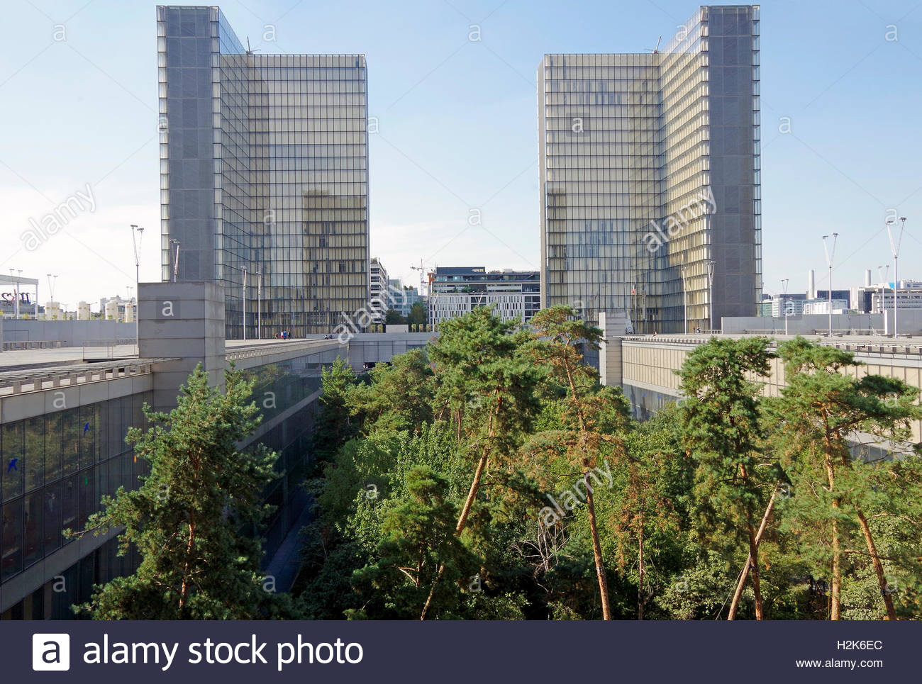 Photo De Bibliothèque Bibliothèque Nationale De France Stock Photos