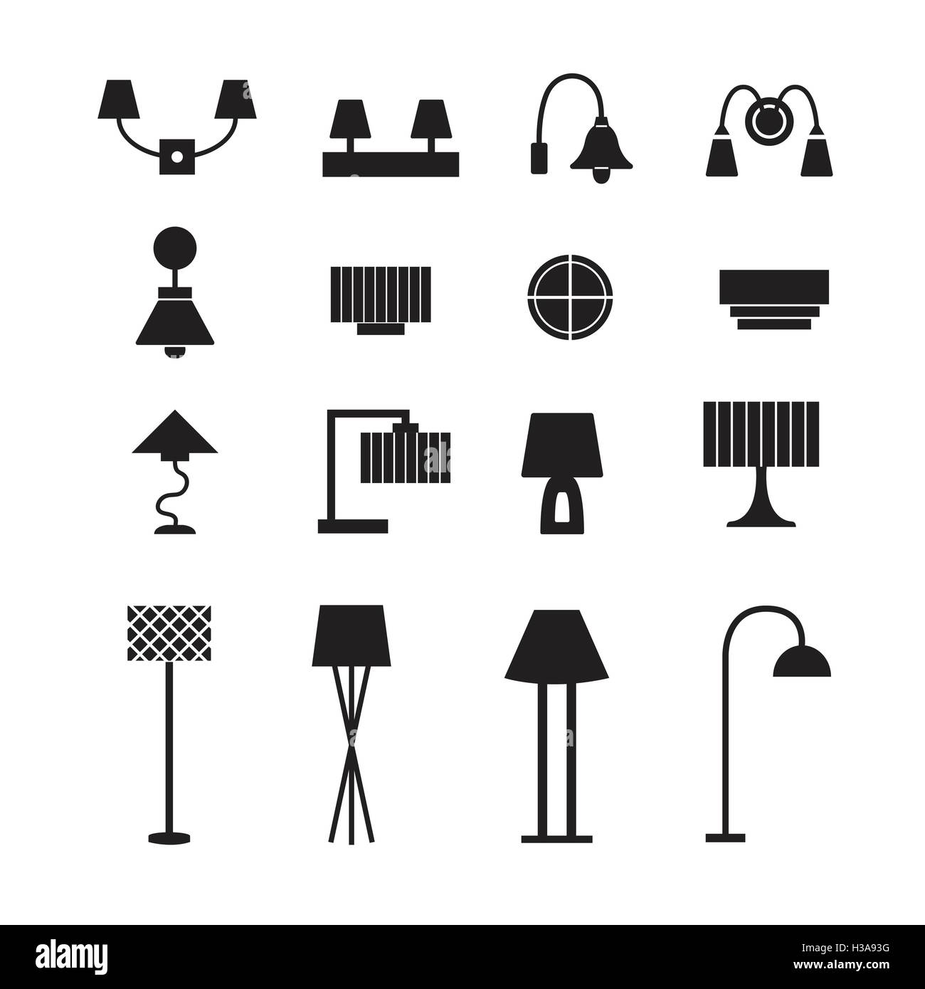 Hanging Lamp Logo Lamp Vector Wall Lamp Desk Lamp Floor Lamp Decorate
