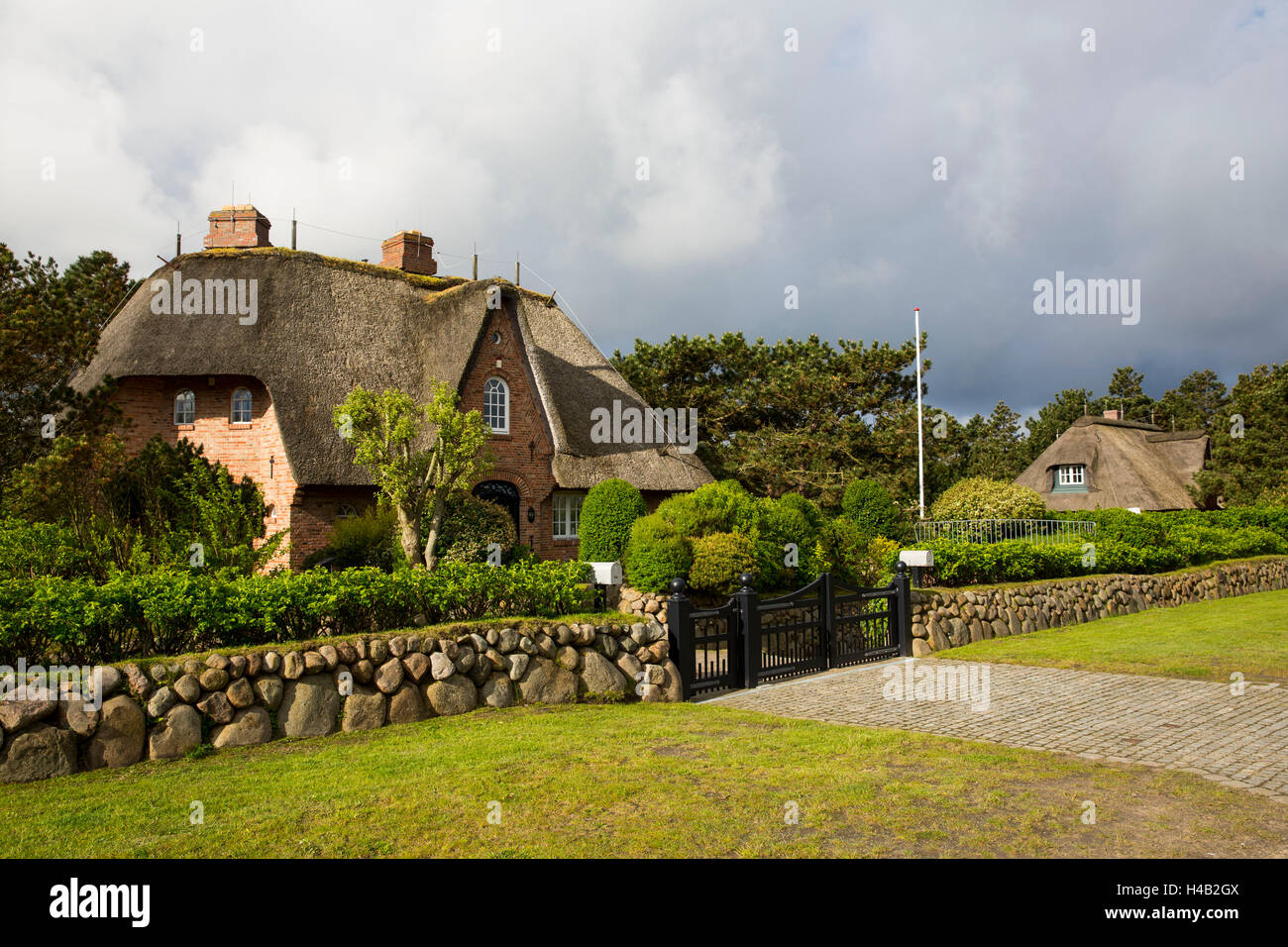 Wiegand Sylt Celebrity Real Estate High Resolution Stock Photography And Images - Alamy