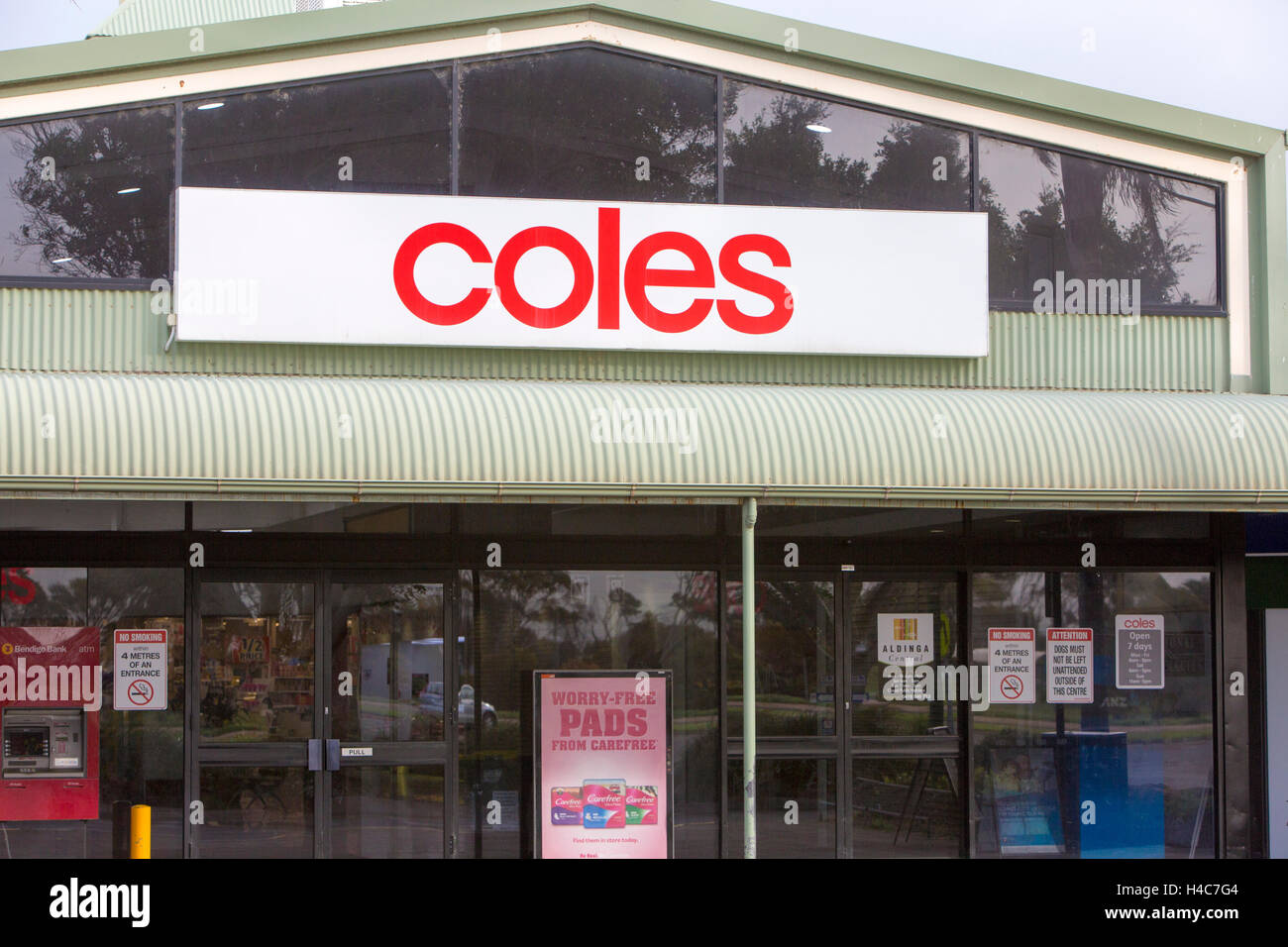 Hydroponic Store Melbourne Coles Supermarket Australia Stock Photos And Coles
